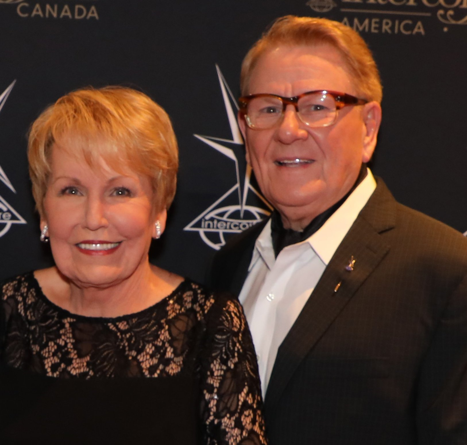 The Industry Pays Tribute to Frank and Joy Warner