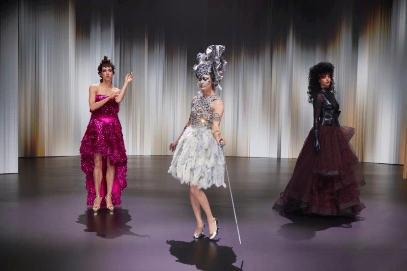 <p>Spectacular couture looks and textural masterpieces from Goldwell Brand Ambassador Mario Krankl.&nbsp;</p>