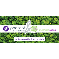 Phorest Partners with Green Circle Salons, Empowering Salons to Grow Sustainably