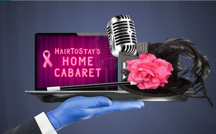 HairToStay's Home Cabaret for Breast Cancer Awareness Month will engage, entertain and educate salon professionals and their clients about scalp cooling to reduce chemotherapy-induced hair loss. 
