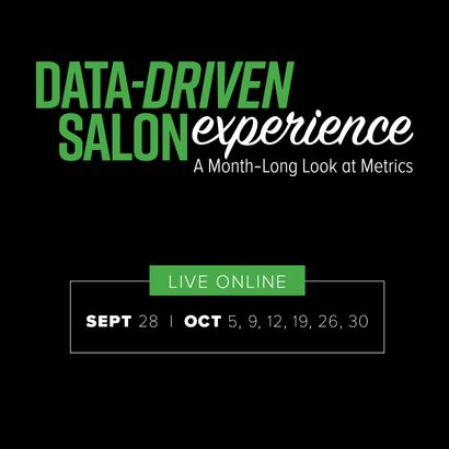 Day One of the Data-Driven Salon Experience Packs a Powerful Punch