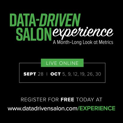 The Client Takes Center Stage in the 4th Week of Data-Driven Salon Experience
