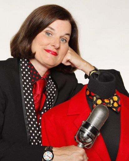 Comedian Paula Poundstone will entertain at the Cabaret event. 