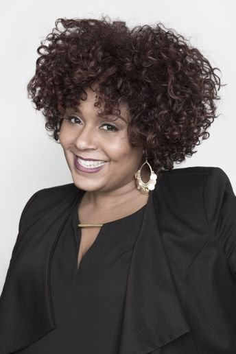 Michaella Blissett Williams, owner of Salon 718, with four locations in Brooklyn, New York.
