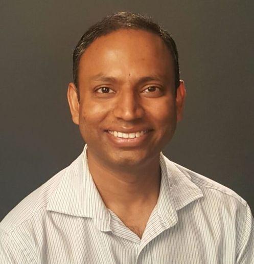 Dheeraj Koneru, Global VP of Sales, Zenoti  -