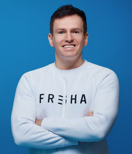 William Zeqiri, Founder & CEO, Fresha  -