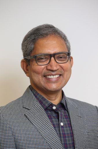 Sudheer Koneru, CEO of Zenoti.  -