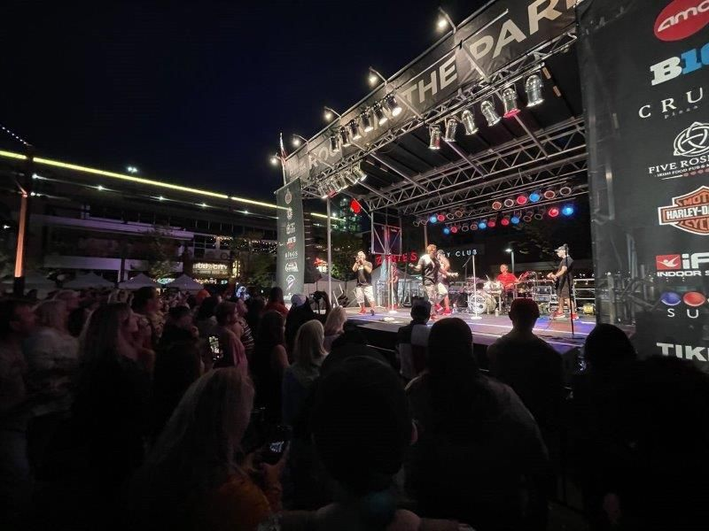 <p>DDSS attendees enjoyed the benefits of a ticket to America&#39;s Beauty Show, including Boy Band night at Rosemont.</p>