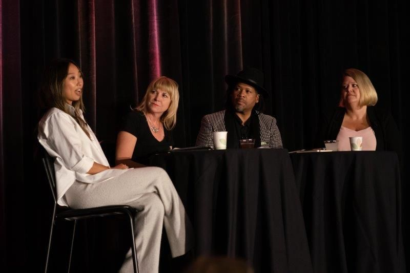 <p>Jean Jekal, Allyson King, Shannon King and Emily Hutcheson-Brown share strategies for cultivating diversity in your team, clients and services.&nbsp;</p>