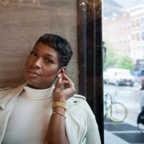 Ursula Stephen, owner of the Ursula Stephen Salon in New York, and a freelance celebrity stylist.