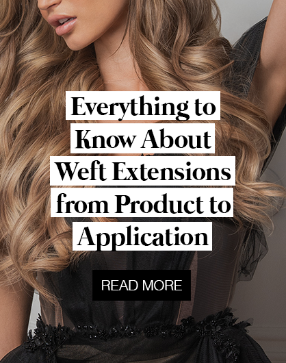What You Need to Know About Sew-in Weft Extensions