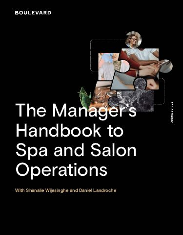 The Manager's Handbook to Spa and Salon Operations