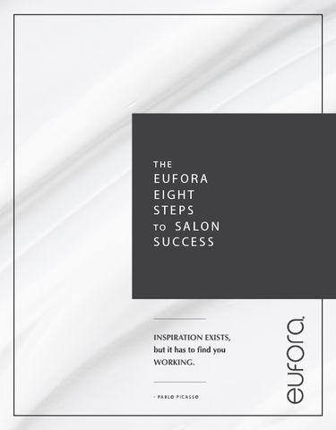 The Eufora Eight Steps to Salon Success