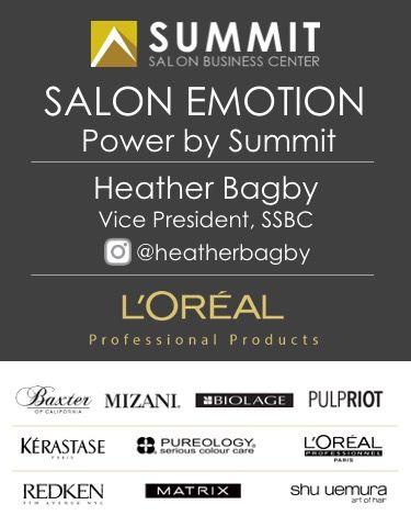Salon Emotion Powered by Summit