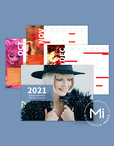 2021 Salon & Spa Holiday Marketing Calendar