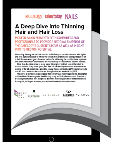 A Deep Dive into Thinning Hair and Hair Loss