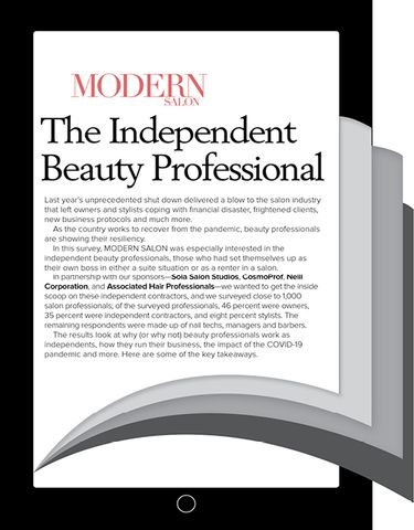 Independent Stylist Beauty Professional
