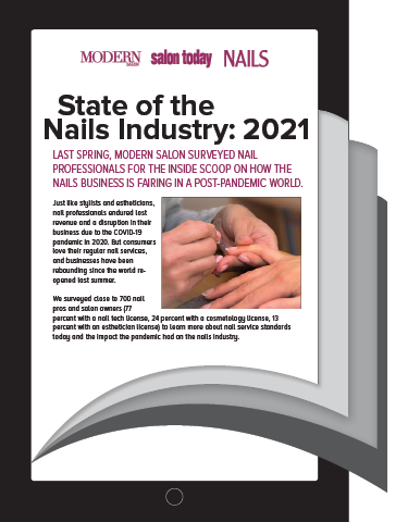 State of the Nails Industry: 2021