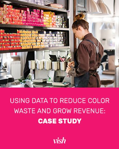 Using Data to Reduce Color Waste and Grow Revenue