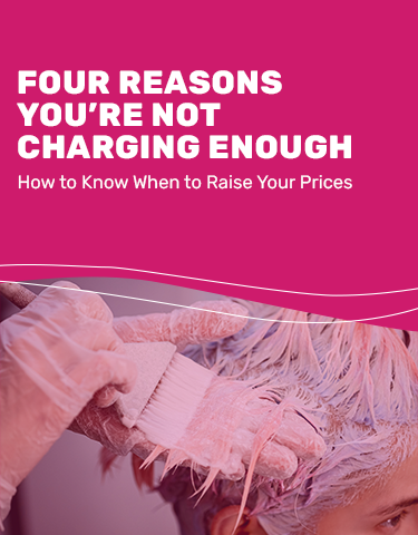 Four Reasons You're Not Charging Enough